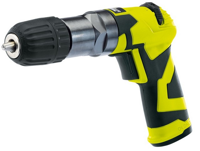 "Draper DRAPER Storm Force Composite 3/8"" Reversible Air Drill"