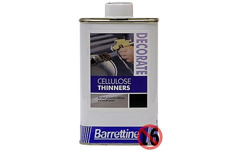 Barrettine Barrettine Cellulose Thinners