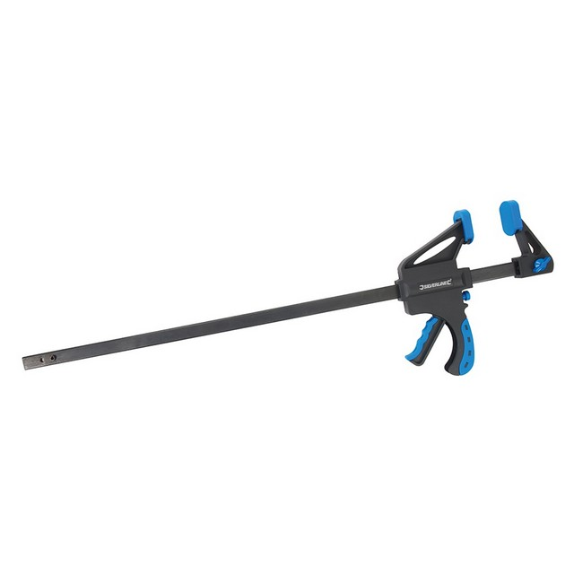 Silverline Quick Clamp Heavy Duty                                                 600mm