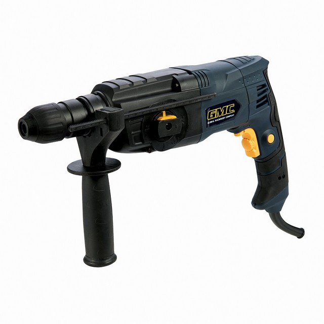 GMC 850W 5-Function SDS Plus Hammer Drill                                  SDSHD850