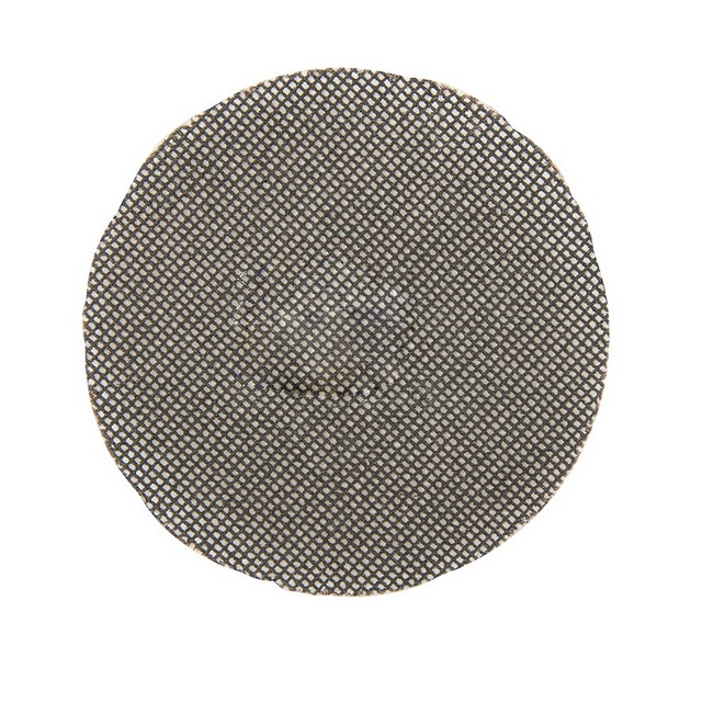 Silverline Hook & Loop Mesh Discs 125mm 10pk                                      40 Grit