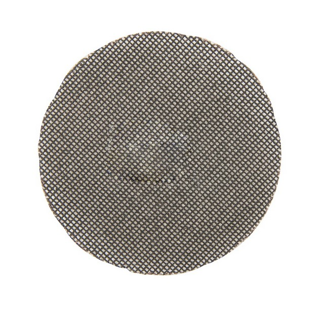 Silverline Hook & Loop Mesh Discs 125mm 10pk                                      4 x 40G, 4 x 80G, 2 x 120G