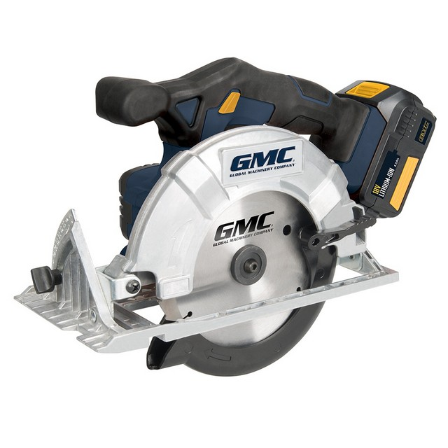 GMC 18V Cordless Circular Saw 165mm GMC18CS