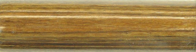 Charnwood Coloured Wooden Pen Blank, Light Coffee,  20 x 20 x 130mm