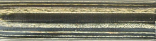 Charnwood Coloured Wooden Pen Blank, Silver Grey,  20 x 20 x 130mm