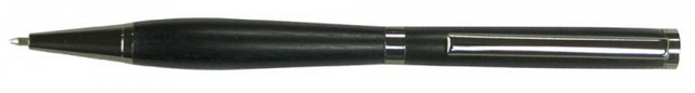 Charnwood 7mm Slimline Twist Pen, Gun Metal