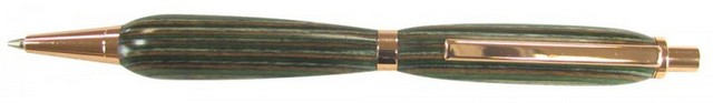 Charnwood 7mm Slimline Click Pencil, Copper