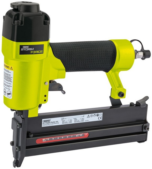 Draper DRAPER Storm Force Air Stapler/Nailer