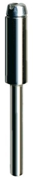 Foredom Foredom Mandrel, Screw type mandrel with 1/8' shank for mounting wheels, stones, felt bobs, small bu