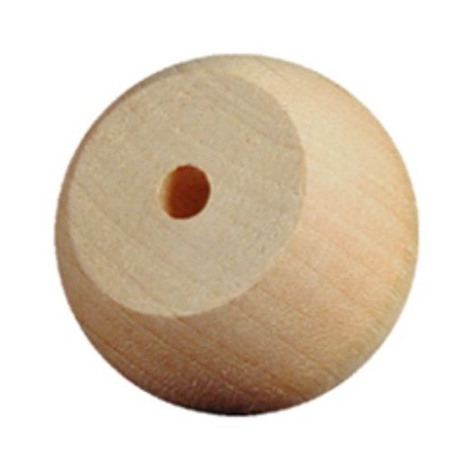 Yandles 1 1/4'(29mm) Ball Knob / Dolls Head
