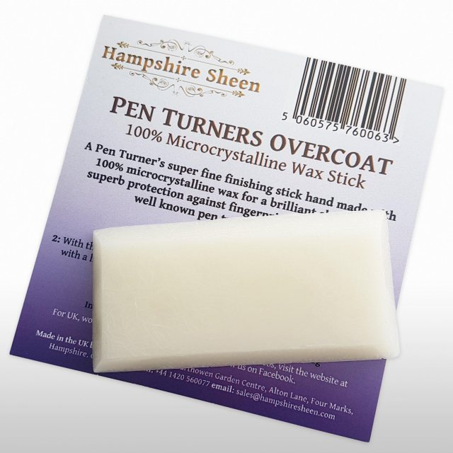 Hampshire Sheen Hampshire Sheen Pen Turner's Overcoat (100% Microcrystalline)