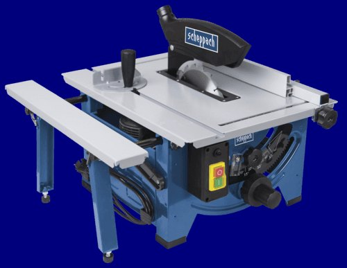 Scheppach 210 MM HOBBY SAWBENCH - 1200 W