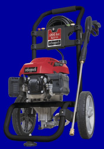 Scheppach 200 BAR HIGH PRESSURE WASHER - PETROL
