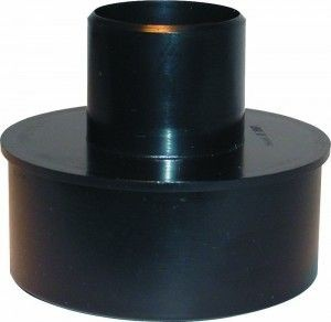 Charnwood Charnwood Reducing cone 100mm to 67mm