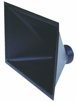 Charnwood Charnwood Dust Hood 410mm x 320mm, 260 depth, 100mm outlet