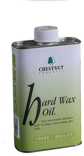 Chestnut Chestnut Hard Wax Oil
