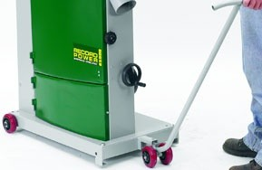 Record Power Record Power BS400W Wheel Kit for BS400 Bandsaw