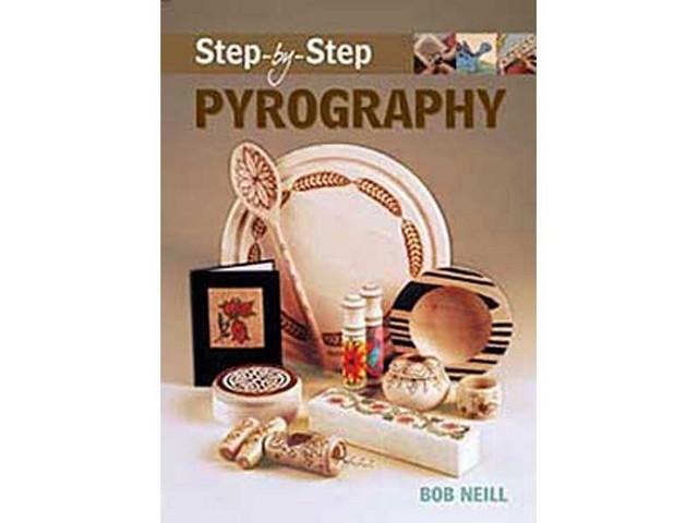 GMC Publications Step-by-Step Pyrography