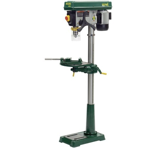 Record Power Record Power DP58P Pedestal Drill, 700W, 240V