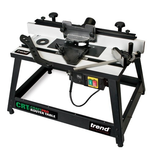 Trend CraftPro Router Table MK3 240V CRT MK3