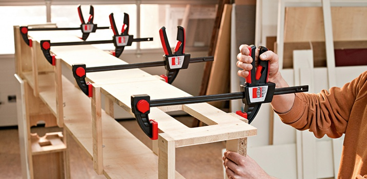 One Handed Clamps