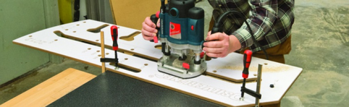 Routing Jigs & Templates