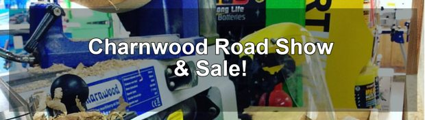 Charnwood Road Show & Sale - ONE DAY ONLY!