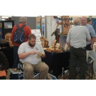 Carving demonstrations