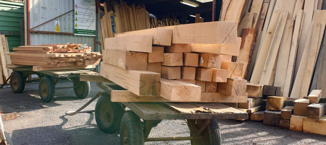 American white ash 174mm×50mm wood turning blank