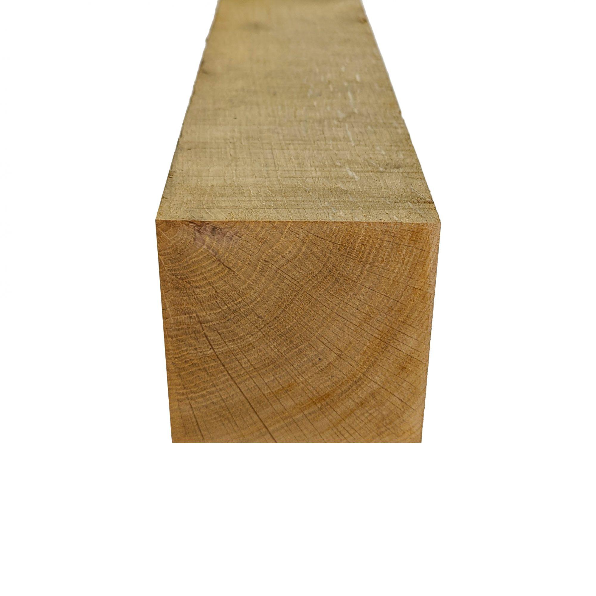 Fresh Sawn Oak Posts 100x100 Beams 3m Yandle Sons Ltd