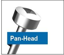 Kreg Pocket Screws - 19mm /  75', #6 Fine, Pan-Head, 100ct