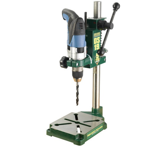 Record Power Ds19 Compact Drill Stand Yandle Amp Sons Ltd