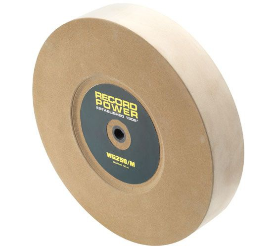 Record Power Wg250m Replacement Sharpening Stone For Wg250