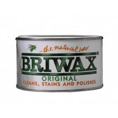 Original Briwax Wax Furniture Polish 400g Tin 'Recognised as the best furniture wax'