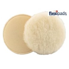 Flexipads 40225 Wool Bonnet 150mm Velcro