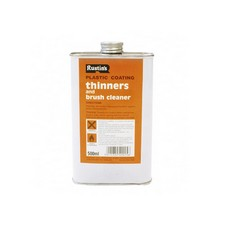 Rustins Plastic Coating Thinners 250 ml