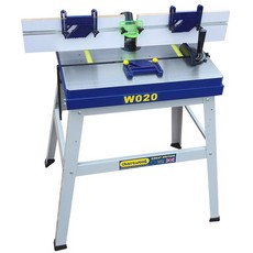 Charnwood W020 Cast Iron Floorstanding Router Table