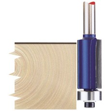 DRAPER 1/4' Flush 12.7 x 25mm TCT Router Bit