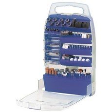 DRAPER 200 Piece Accessory Kit for Multi-Tools