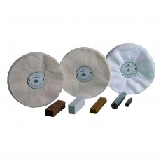 Chestnut Buffing Wheels / Buffing Kit