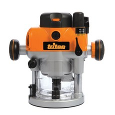 Triton Dual Mode Precision Plunge Router TRA001 + FREE 6pce Router Set (worth £49.99!)