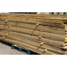 Yandles Western Red Cedar Feather Edge Planks & Boarding