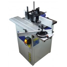 Charnwood W040 Spindle Moulder with Sliding Beam + FREE 1/2'  Routing adaptor