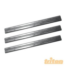Triton 180mm Planer Blades 3pk For TPL180