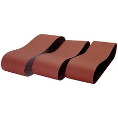 Record Power 150 x 1220mm 80 Grit 3 Pack of Sanding Belts for BDS250