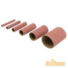 Triton Sanding sleeves 6 piece For  TSP450