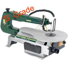 "Ex-Display / Ex-Demo Record Power 16"" Variable Speed Scroll Saw"