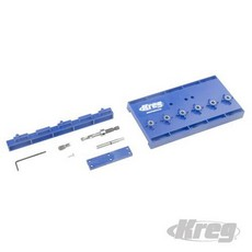 Kreg Shelf Pin Drilling Jig 1/4' (6mm)