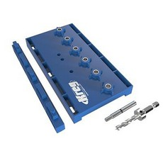 Kreg Shelf Pin Drilling Jig 1/4' (6.4mm) Imperial