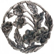Poppy Pewter Lid